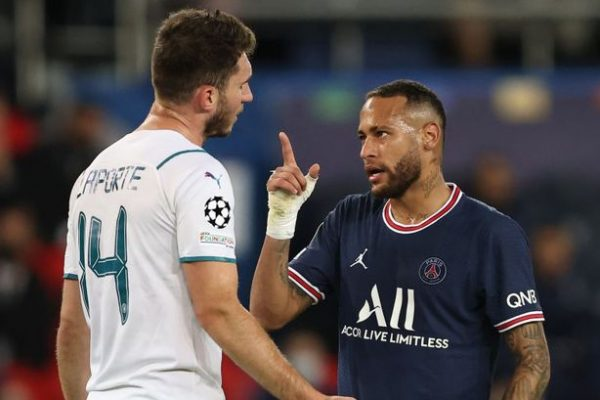 Manchester City centre-back Aymeric Laporte has signaled pressure on refereeing duties in the next big Champions League games.That it should be fair to both the front
