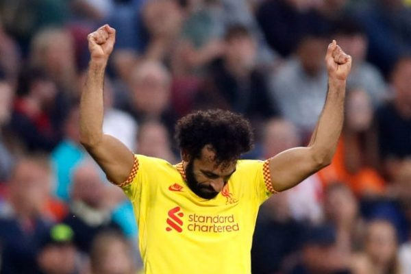 Peter Crouch is amazed at the potential of Liverpool attacker Mohamed Salah